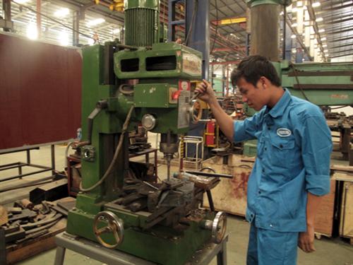 Công nghiệp hỗ trợ cho ngành cơ khí cần mạnh hơn