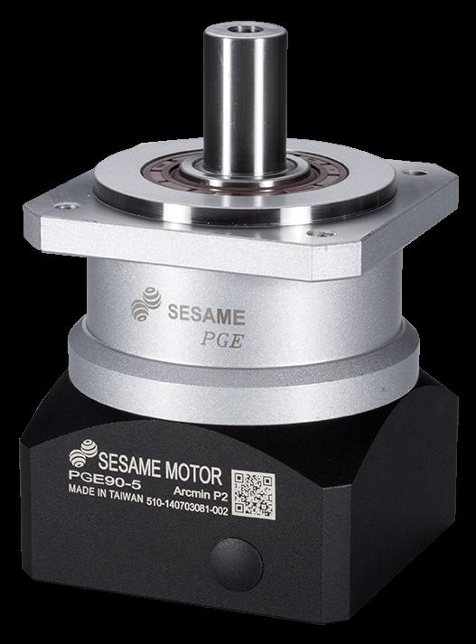 Hộp số giảm tốc SESAME cốt dương (sơn sấy) mã PGE